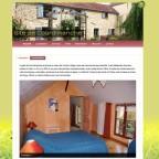 Site web du Gite de Courdimanche