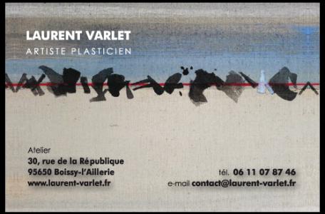 Carte De Visite Laurent Varlet