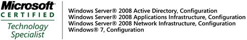 Microsoft Certifications logo