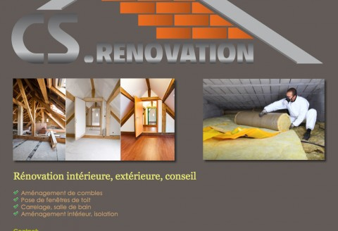 Site CS Rénovation