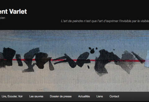 Site Laurent Varlet
