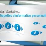 Etiquettes signaletique